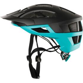Leatt Brace Helmet DBX 2.0 - Casque de vélo - noir/turquoise